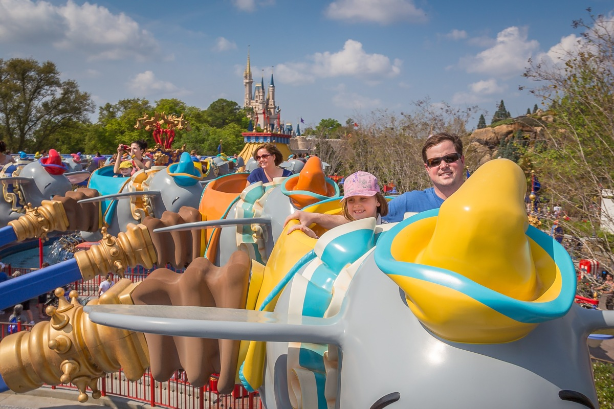 Picture Perfect: The Dumbo Ride