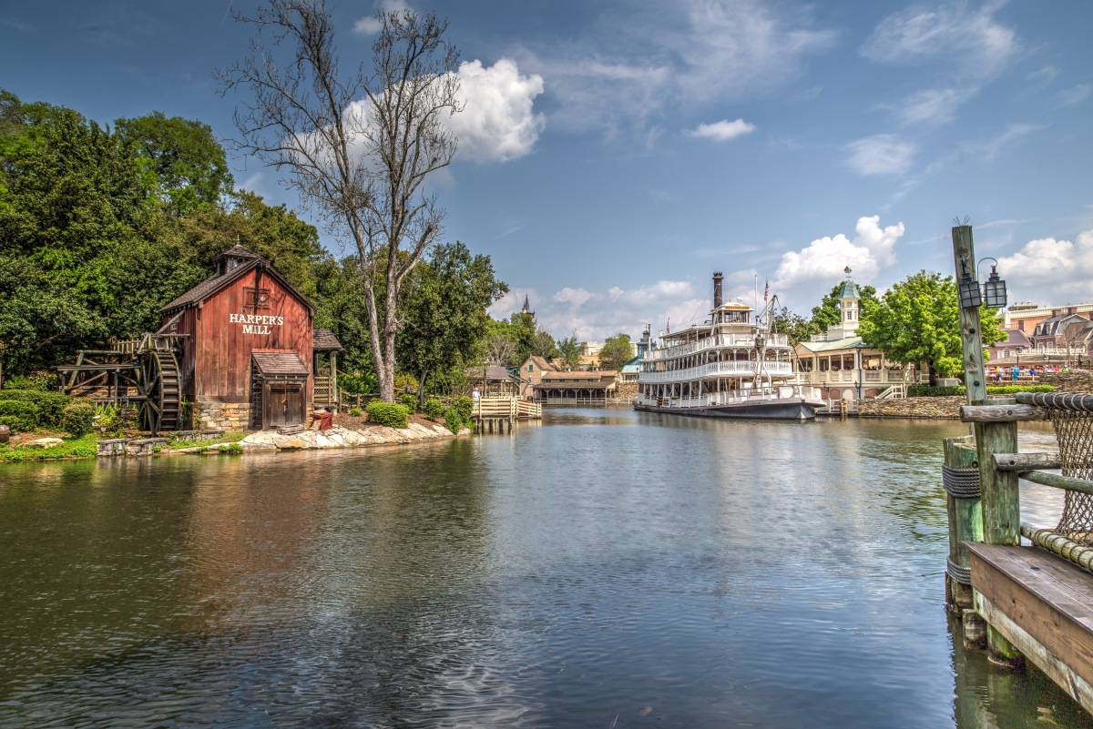 Hidden Gem: Tom Sawyer Island