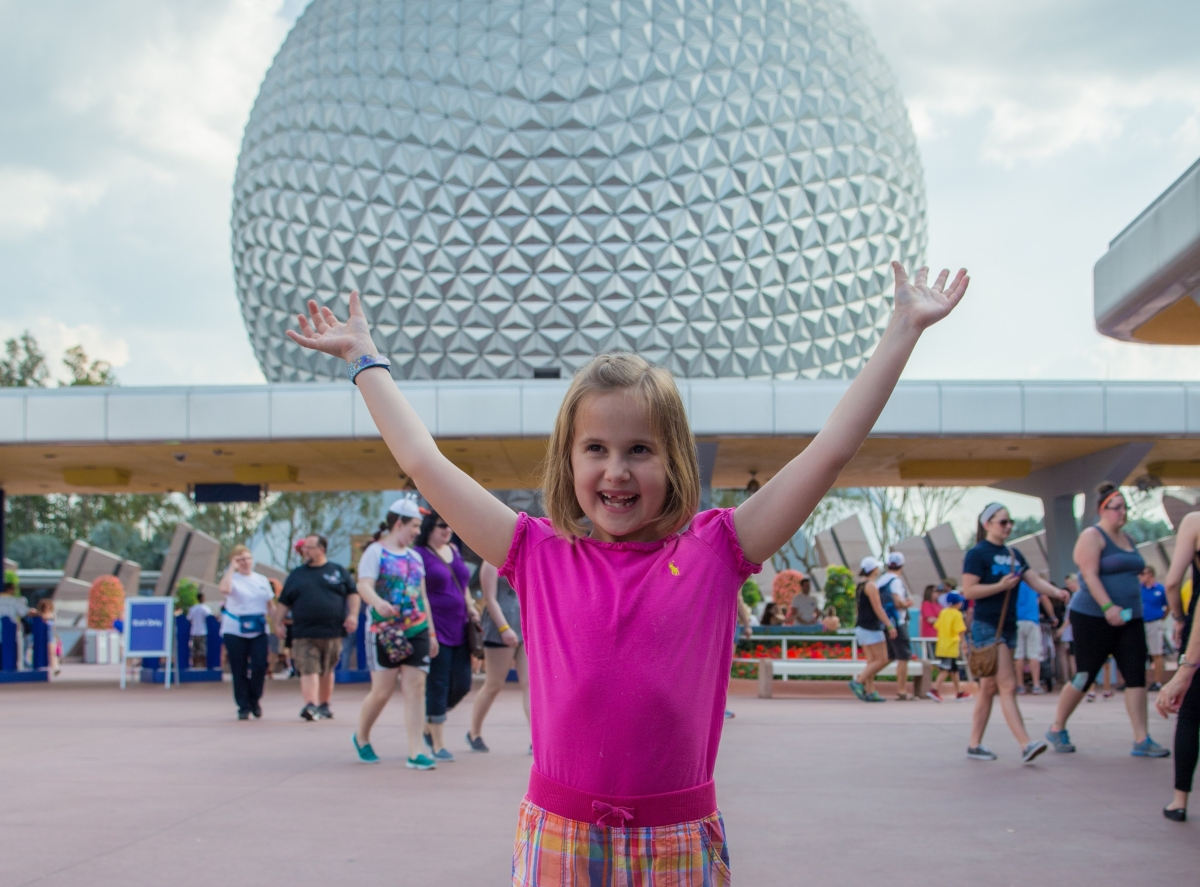 Kids Corner: 5 Best Things in EPCOT